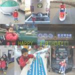 電車好きな息子のための誕生日企画|シンカリオンてっぱくきっぷがおススメ!|国分寺からの旅